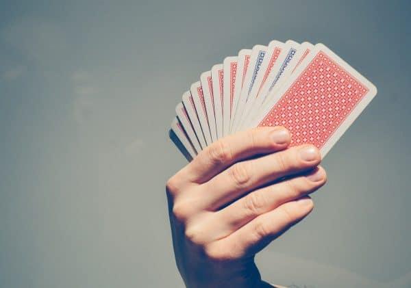 חפיסת קלפים